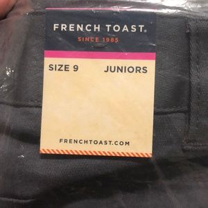 French Toast Shorts - Set of 2 French Toast Gray Uniform Shorts!